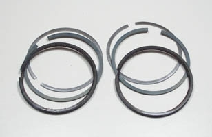piston ring set +0,2 Fiat 126 P (650 ccm)