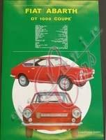 Poster ABARTH OT 1000 Coupe