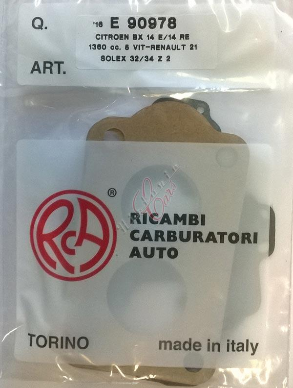 carburetor gasket kit Solex 32/34 Z 2
