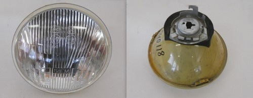 headlamp unit H1 - 136 mm - Fiat - Lancia - Alfa Romeo - Ferrari