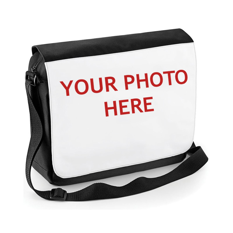 bag with your own photo