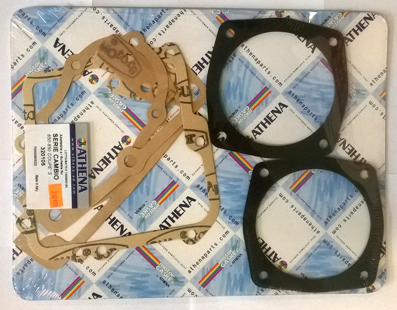 gearbox gasket set Fiat 850 N/S/Coupe/Spider