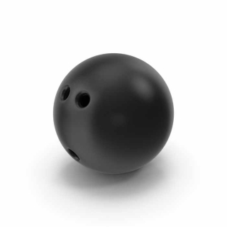 Bowling Ball G03 Black